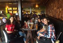 Redfoodie Elite Meet Up @ Qubitos - The Terrace Cafe, Rajouri Garden / Redfoodie Elite Squad is an exclusive group of very active and awesome reviewers that are invited to special events, the so called Redfoodie Elite Events.