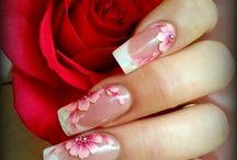 French con fiori