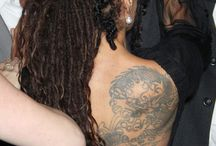 Hair and beauty(loc dread)
