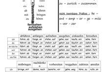 Verben: Deutsch