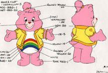 Care Bear   Models