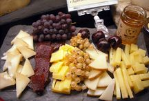 Cheese! / Cooking with, baking with, or making cheese. Or cheese plate. Or cheese.