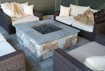 Outdoor Benches & Seating Areas / When it comes to landscaping design, seating options are just one of many considerations. Check out some great ideas for benches and more to get inspired for your next project.