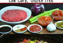 Low Carb, KETO Recipes