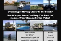 Waterfront Communities in South Florida / Properties by the beach!