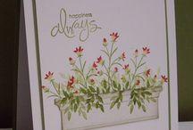 Card ideas / by Connie Babbert