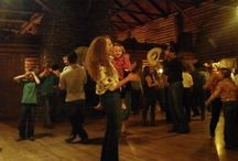 Square Dancing & More! / Whether you enjoy kicking up your heels at a barn dance or cooling your heels while listening to a cowboy play his guitar, evenings are anything but dull at a Colorado Ranch!