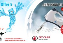 Zainab Electronics ... SMM campaign by Boundless Technologies / electronic Genie - An idea by boundless Technology
