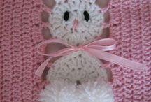 hekla teppe med bunnies