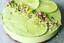Limetten Torte