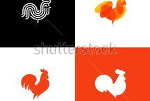 Logo cock