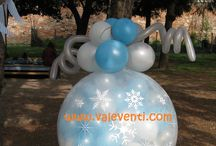 frozen party / realizzazioni a cura di ValEventi www.valeventi.com