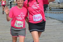 Running Buddies / Running with a friend is #SoMuchFun!  / by Girls on the Run South Hampton Roads, VA