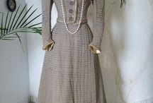 Victorian Fashion 1890-1900