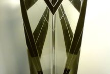 Art Deco Vases