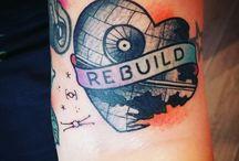 My Star Wars Tattoos