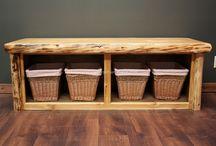 Bench seat / Furniture
