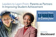 Parent Engagement / A location for virtual events empowering parents in K-12