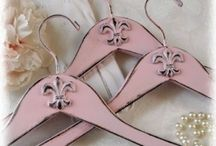 Decorated Hangers