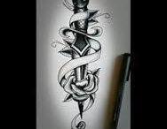 ideias minhas tattoos
