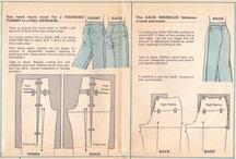 tutoriales, costura