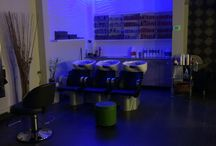 Riccioli Salons / A look inside our beautiful salons.