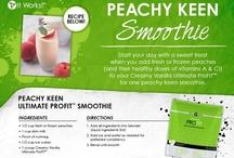 ProFit Creamy Vanilla Recipes