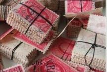Postage stamps / En honor de mi gran amigo y mentor don Carlos Fernández Terán, filatelista mexicano / by Olivia León