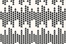 Headboard fabric / by Julia Brubaker