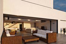 Indoor - Outdoor Flow Design