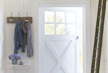 Doors / Barn-style door