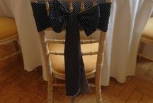 Polka Dot Themed Wedding / If you like Polka Dots take a look at some of Ambience Venue Stylings ideas
