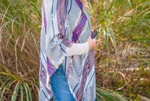 Scarves / Add warmth and color to your wardrobe with a Infiniti scarf or a blanket scarf. Perfect accessory for yourself or gift idea!