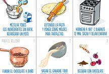 Mamá Huevo y sus recetas / Recetas ilustradas para guardar en tu cocina y corazón.