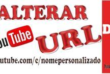 COMO ALTERAR URL PERSONALIZADO YOUTUBE - NOVO 2017