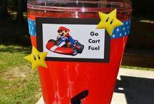 Mario kart bday