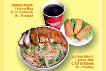 Menüs & Gerichte bei KungFu - Wok | Reis | Nudeln