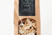muesli packaging