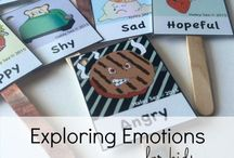 Exploring Emotions with Kids