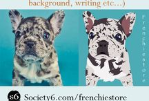 Realistic Custom Design / Very detailed and realistic #custom #design of #dogs. A unique one of a kind and special meaning. Perfect #gift #idea for a #doglover ! Check out more designs in our Instagram page @frenchiestore or order yours today at Frenchiestore.etsy.com