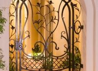 Gates wrought iron