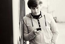 Teenage boy photography