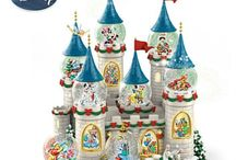 Mickey mouse n friends snowglobe