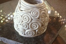 Pottery - Ceramics and Clay / by Karen L Day
