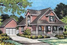 Homes / by Mandy Tidwell