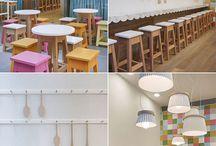 caffe/restaurant / architecture