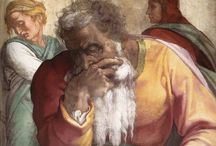 arte - Michelangelo Buonarroti (1475-1564) / arte - scultore, pittore, architetto e poeta italiano
