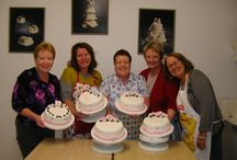 Our Cake Decorating Classes / We hold beginner & Intermediate classes for cake decoration. Call 01704 541137 fr more info