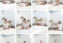 Baby billeder udvikling