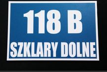 Plansze informacyjne / Tanie plansze i tabliczki informacyjne, reklamowe, szyldy, tablice przydrzwiowe, zakładowe. Lubin, Polkowice, Legnica, Chojnów, Chocianów, Głogów. Kontakt 791 49 72 77